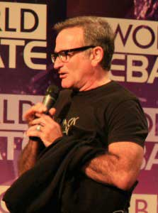 Robin Williams alchol use with depression causes fears amoungst everyone