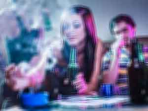 There Are many signs that your teen is usage and abusing club drugs