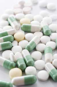 prescription pill intervention