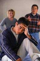 intervention on a teenager