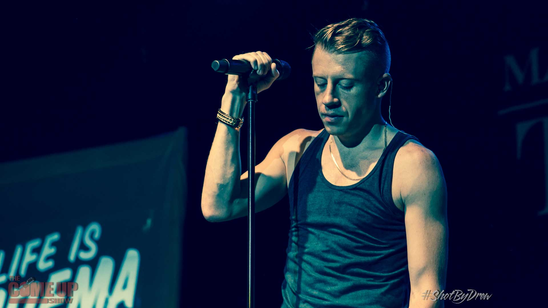 macklemore and his substance abuse