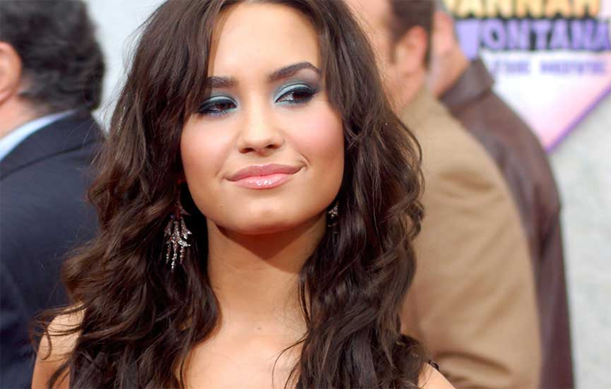 Demi Lovato Speaks up About Drug usage in Hollywood