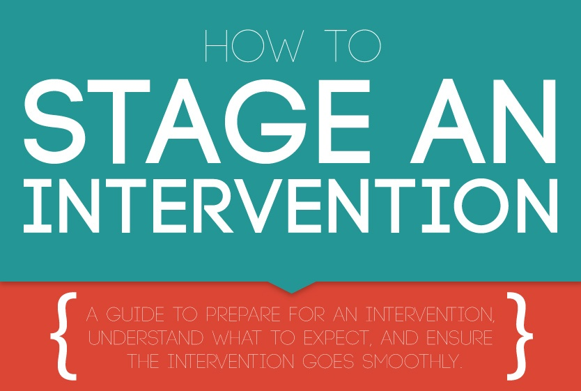 Staging an Intervention