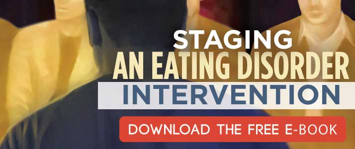 staging an disorder intervention intervention