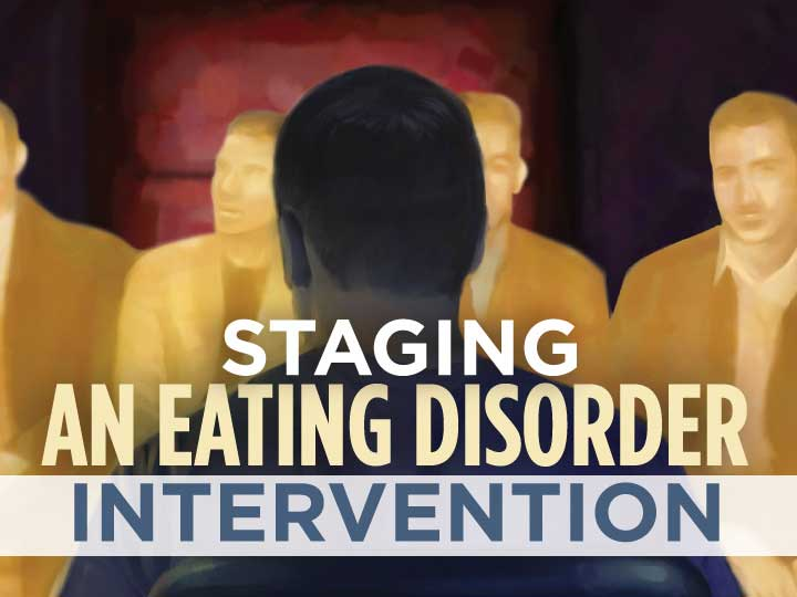 Stage an Eating Disorder Intervention Cover