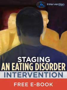 Staging an Eating Disorder Intervention Ebook Cover