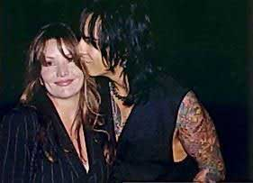 Nikki Sixx's Exwife Jailed For Drug Smuggling Role
