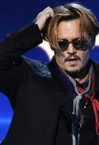 Rumors floating around that Johnny Depp went through Rehab